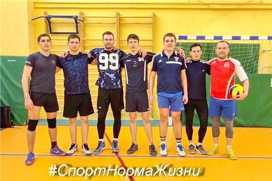 Спорт объединяет: представители чувашского землячества в Москве показывают достойные результаты в любительской волейбольной лиге