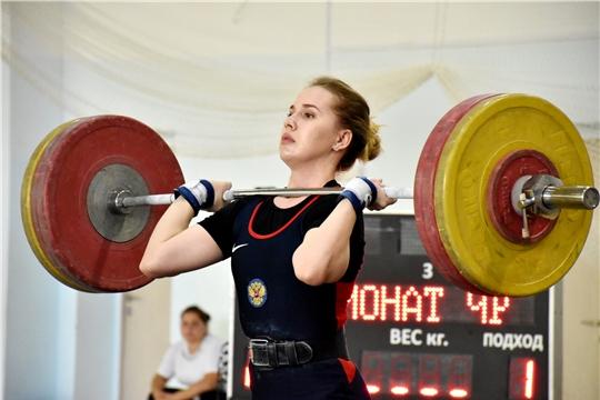 Тяжелоатлеты Чувашии выступят на Кубке России в Санкт-Петербурге