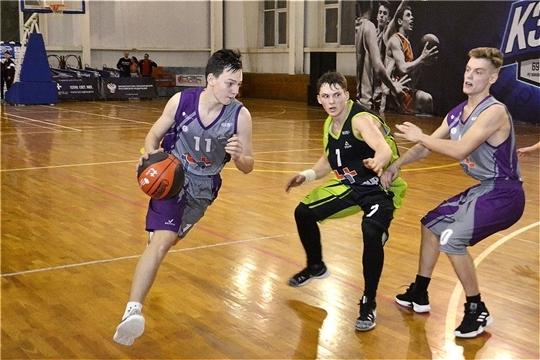 Финал регионального этапа чемпионата ШБЛ «КЭС-Баскет» состоится 1 февраля в Чебоксарах