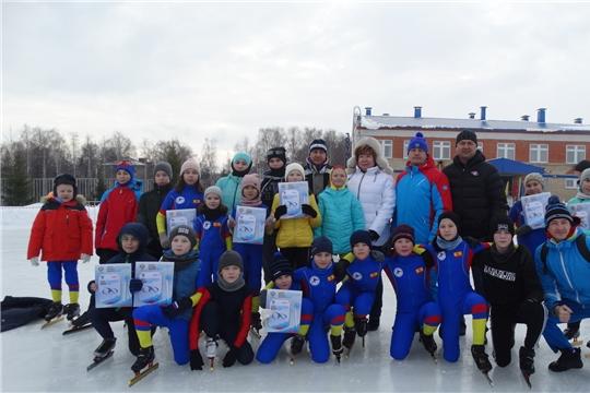В Новочебоксарске прошли всероссийские соревнования «Лед надежды нашей»