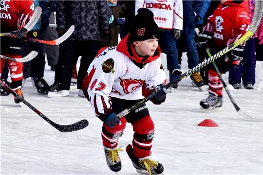 В Чувашии отметили День зимних видов спорта