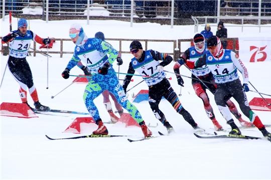 Лыжники из Чувашии выехали на тренировочные сборы в Сыктывкар