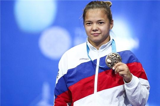 Мария Кузнецова выиграла «бронзу» чемпионата Европы по спортивной борьбе