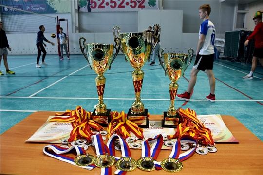 Волейбольный турнир среди сельских команд на призы вице-адмирала Владислава Ильина