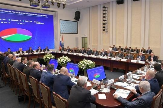 Заседание Совета при полномочном представителе Президента Российской Федерации в ПФО