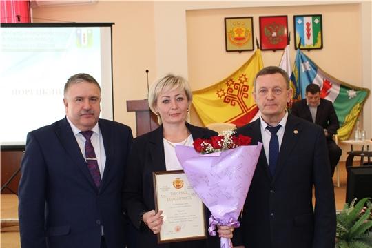 Михаил Богаратов принял участие в расширенном заседании Собрания депутатов Порецкого района