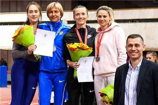 Анжелика Сидорова выиграла чемпионат России с лучшим результатом сезона в мире