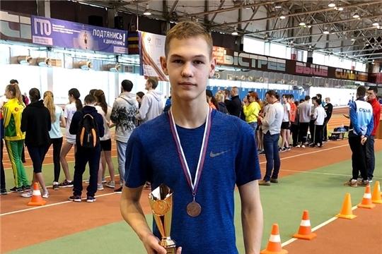 Артем Иссаков выиграл «бронзу» всероссийских соревнований по современному пятиборью