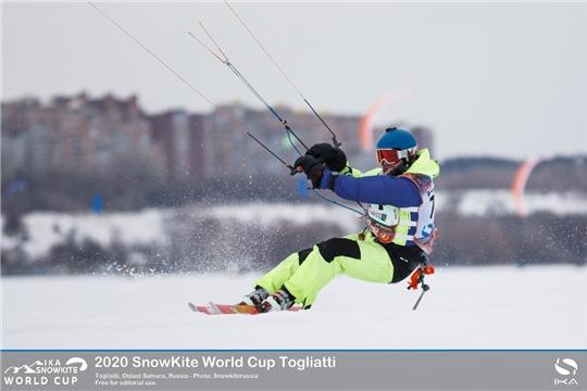 Спортсмены Чувашии достойно выступили на этапе Кубка мира по сноукайтингу