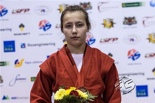 Вера Лоткова включена в состав сборной команды России для участия в Кубке мира по самбо