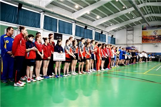 Чемпионат России по настольному теннису среди глухих