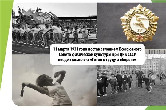 Этот день в истории: 11 марта 1931 года утверждён физкультурный комплекс «Готов к труду и обороне»