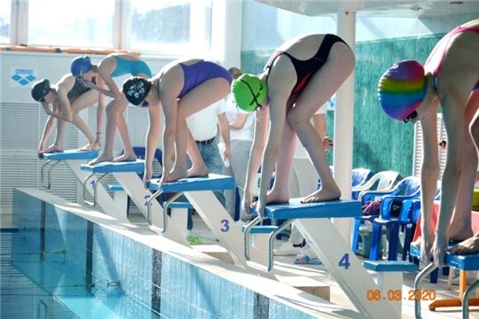 В Чебоксарах прошли традиционные старты юных пловцов «Спортивные горизонты»
