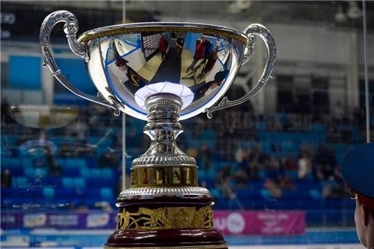 12 марта ХК «Чебоксары» скрестит клюшки с командой «Красноярские рыси»