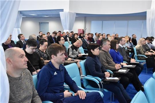 Представители спортивной отрасли приняли участие в семинаре-совещании по антитеррористической защищенности объектов спорта