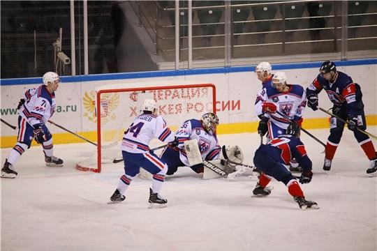 Внимание болельщиков! Хоккейные матчи между командами «Чебоксары» и «Динамо-Алтай» переносятся из-за коронавируса