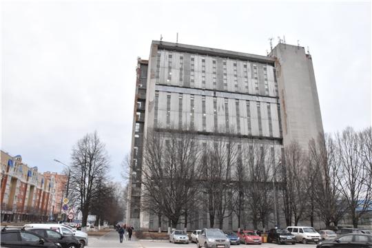 Спорткомплекс в Новочебоксарске будет реконструирован в 2020 году