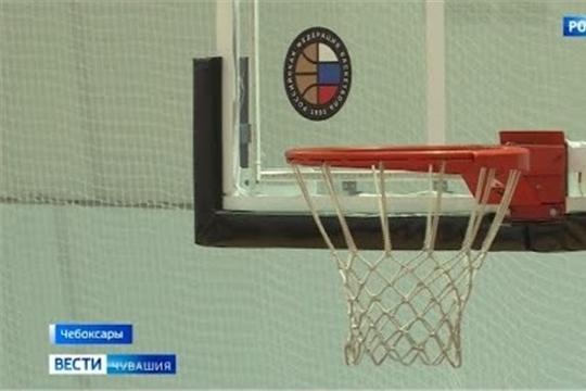 «Чебоксарские ястребы» одержали победу над майкопским «Динамо - МГТУ»