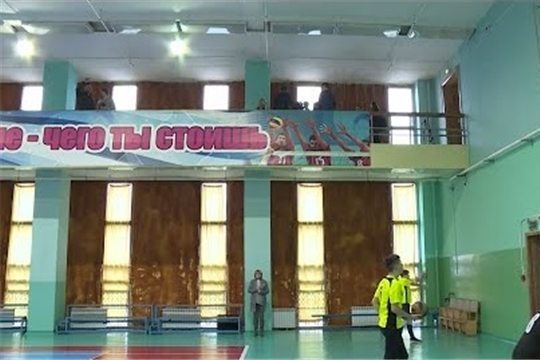 Спортивная школа олимпийского резерва №3  г. Новочебоксарска получила 132 миллиона рублей на ремонт