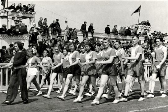 75 лет Великой Победы: в Минспорта Чувашии поступают воспоминания о спортсменах - участниках войны