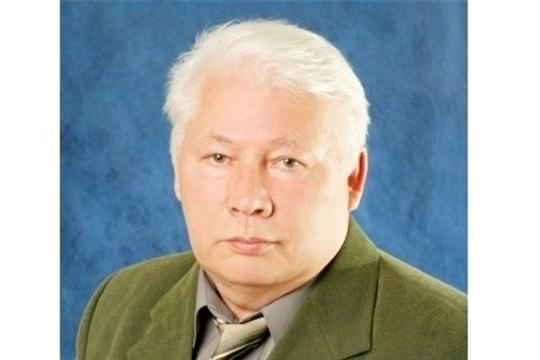 Ушел из жизни Заслуженный работник физической культуры и спорта Чувашии Владимир Титов