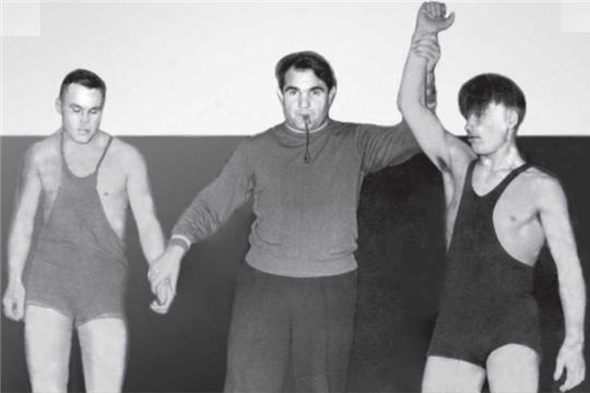 75 лет Победы: об одном из основателей чувашской школы вольной борьбы Аверкии Абрамове