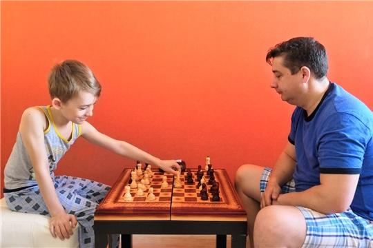 В преддверии Дня защиты детей шахматисты Чувашии приняли участие в международном онлайн-турнире
