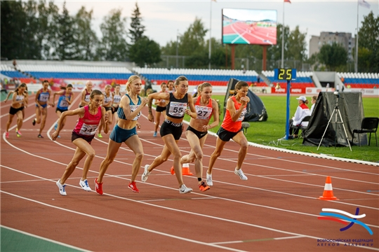 101-й чемпионат России по легкой атлетике может состояться в Чебоксарах в сентябре