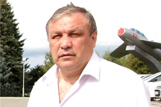 Заслуженный мастер спорта СССР Валерий Лаптев принял участие в голосовании по поправкам в основной закон государства