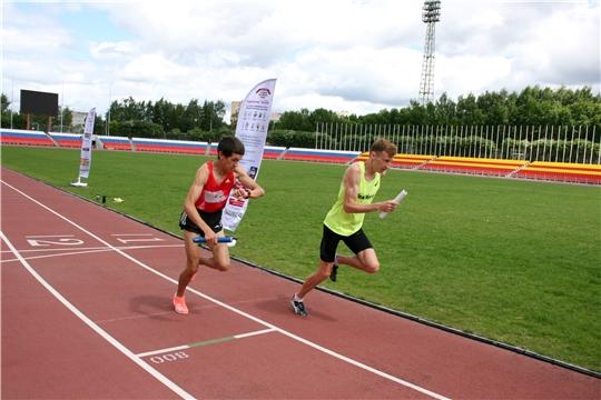 Международные онлайн-соревнования - беговая многодневка «Проект «20/20»