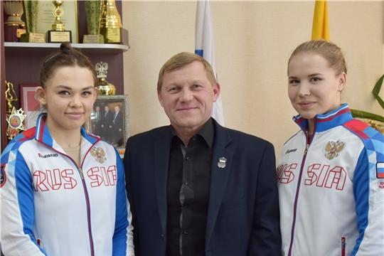 Ведущие тяжелоатлеты Чувашии готовятся к чемпионату России на сборах в «Новогорске»