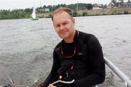 Двукратный призер чемпионата России по парусному спорту Алексей Шлямин: «Главное – мечтать, ставить цели и добиваться!»
