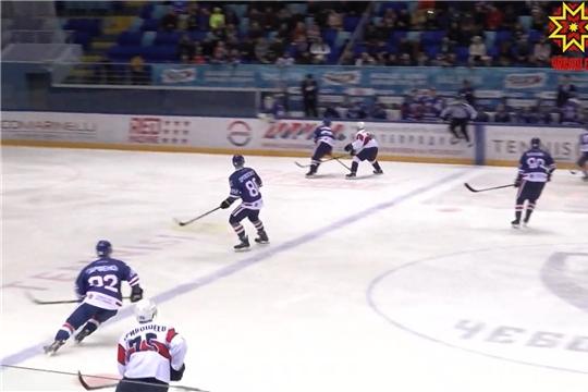 Хоккейный клуб «Чебоксары» - серебряный призер первенства ВХЛ сезона 2019/2020
