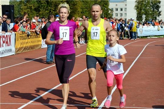 Спорт начинается с семьи!