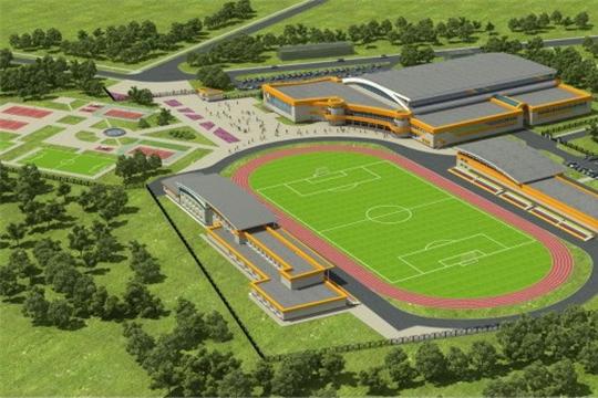 Реконструкция столичного стадиона «Волга» может начаться уже в 2021 году