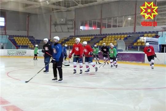 Презентация молодежной хоккейной команды «Сокол-МХЛ»