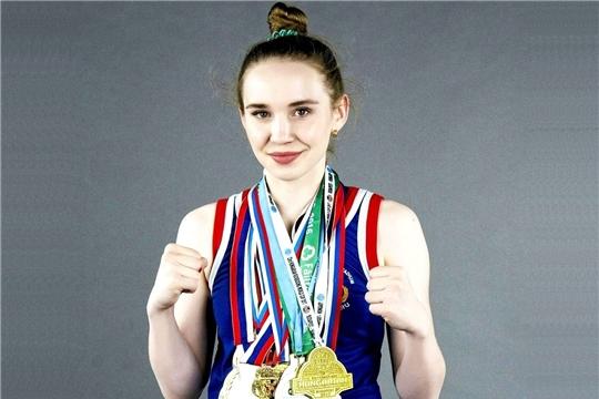 Воспитаннице чувашской школы кикбоксинга Полине Петуховой присвоено звание «Мастер спорта России международного класса»