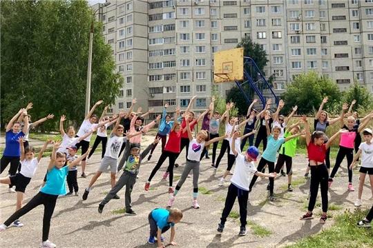 В Новочебоксарске прошли спортивные мероприятия в честь 60-летия города и Дня физкультурника