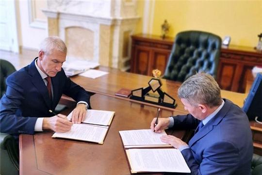 Минспорт России и Чувашская Республика подписали Соглашение о сотрудничестве в области физической культуры и спорта