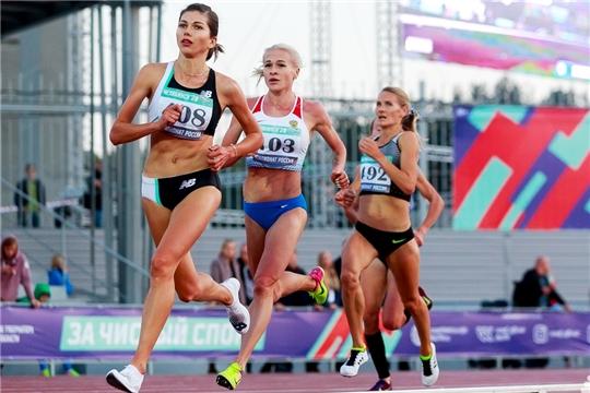 Екатерина Ишова – бронзовый призер чемпионата России в беге на 5000 м