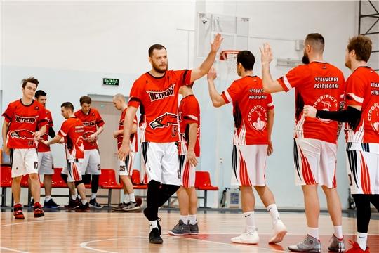 Баскетбольный клуб «Чебоксарские ястребы» проведет предсезонные матчи в Москве