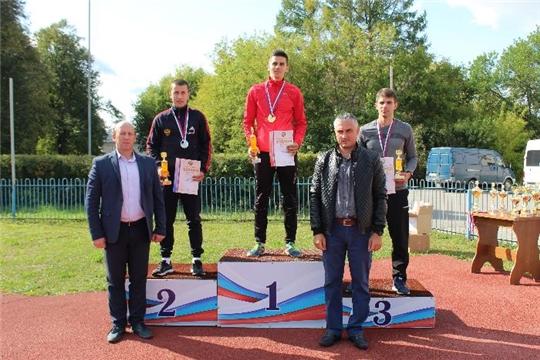 Полиатлонисты Чувашии вернулись с полным комплектом медалей с чемпионата России