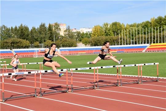В столице Чувашии стартовали чемпионат и первенство республики по лёгкой атлетике