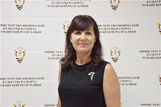 Заслуженный мастер спорта России Алина Иванова возглавила Федерацию лёгкой атлетики Чувашии