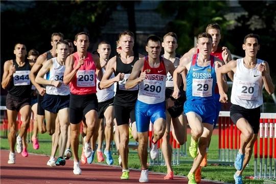 Легкоатлеты Чувашии привезли два «золота» командного чемпионата России