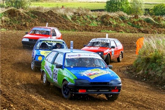 Открытый чемпионат Чувашии по автоспорту