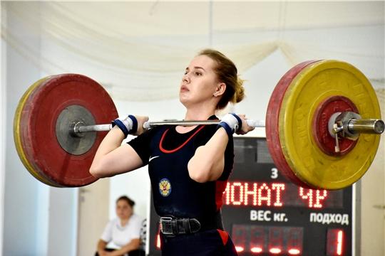 Тяжелоатлеты Чувашии выступят на первенстве России во Владимире