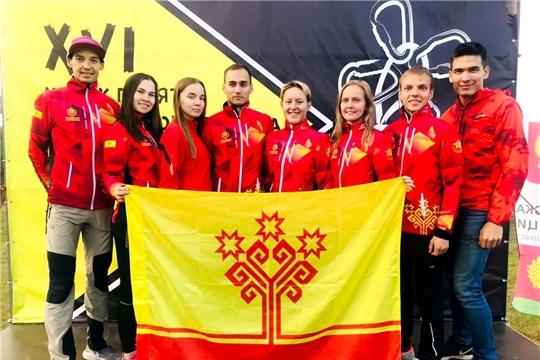 Сборная Чувашии по спортивному туризму достойно выступила на Кубке России