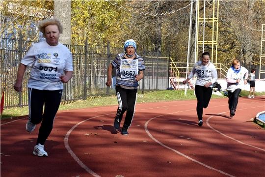 В Чебоксарском районе проходит Всероссийский фестиваль спорта и здоровья