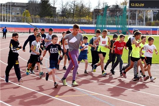 Спортсмены Чувашии борются за награды именитых скороходов-олимпийцев